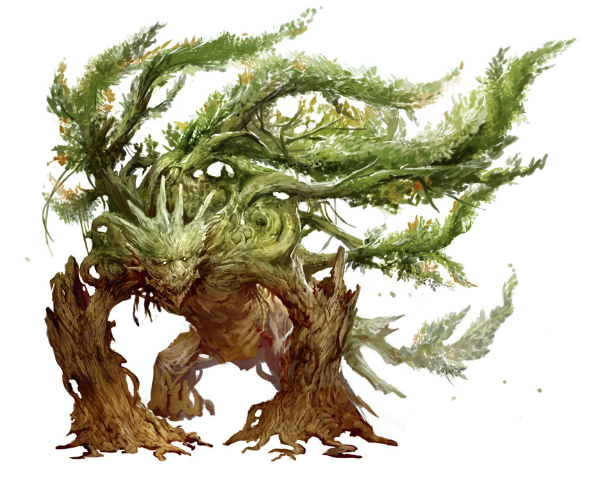 Design Character Forests Monsters Guild War 2 Fantasy